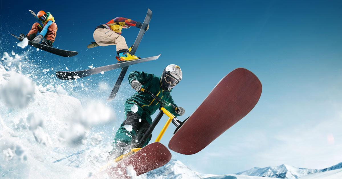 Cum te pregatesti de schi ca sa nu ai probleme pe partie